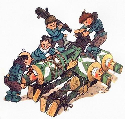 Урфин джюс и его деревянные солдаты книга картинки 2