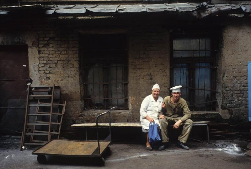 Россия 90-е годы. Фото.