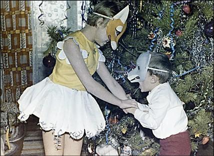 Новый год СССР