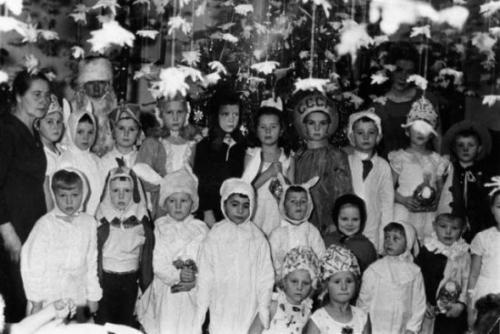 Золотой Волчара Версия для печати Новый год в СССР, как это было.