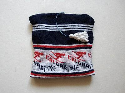 Спортивные зимние шапки