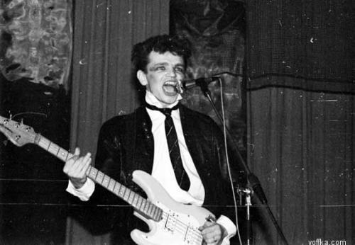 1985 ГОД. ЛЕНИНГРАДСКИЙ РОК-ФЕСТИВАЛЬ