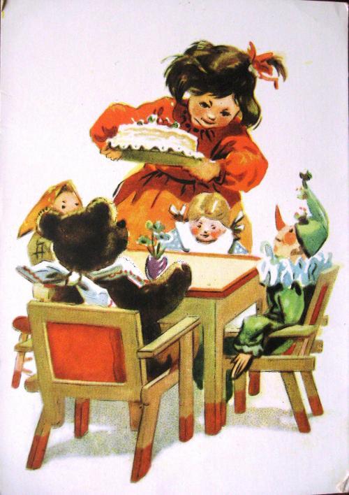 Советские рисованные мультфильмы 50 годов