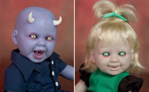 Современные игрушки против советских игрушек