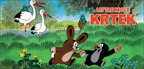Приключения Крота (Кротика) Чехия мультфильм скачать