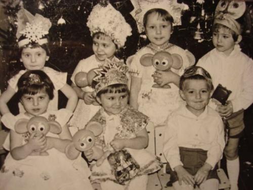 советский новый год