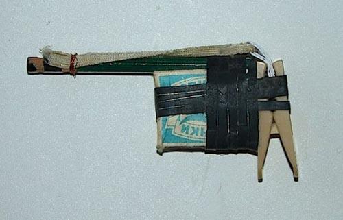 самодельные игрушки СССР