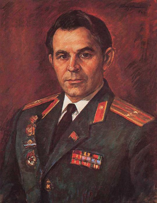 Защитник Брестской крепости Петр Котельников