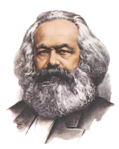 Подарок всем нам ко дню рождению Маркса