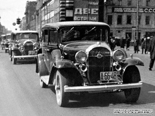 советский автомобиль