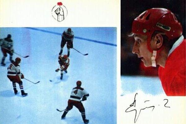 Сборная СССР по хоккею — Чемпион мира и Европы в 1973 году