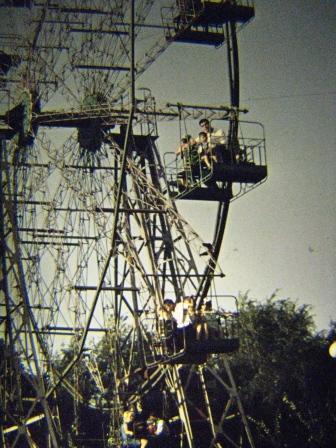 Советские фотографии и слайды.