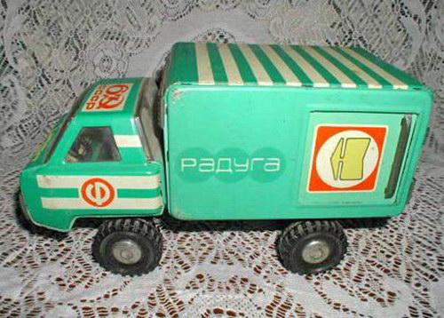 Историческое :: Игрушки из СССР фото 12