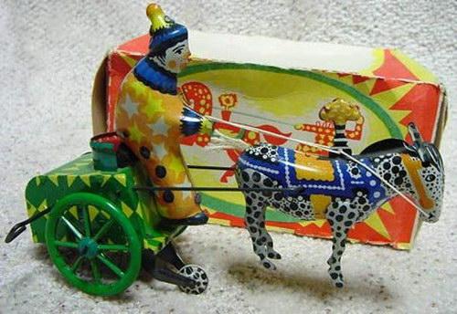 Историческое :: Игрушки из СССР фото 80