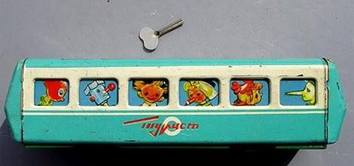 Историческое :: Игрушки из СССР фото 98